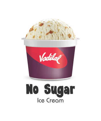 No sugar ice cream
